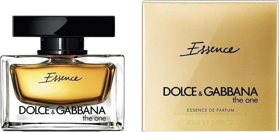 Dolce&Gabbana The One Essence Парфюмерная вода женская, 40 мл0737052946528Более интенсивная версия аромата THE ONEКраткий гид по парфюмерии: виды, ноты, ароматы, советы по выбору. Статья OZON Гид