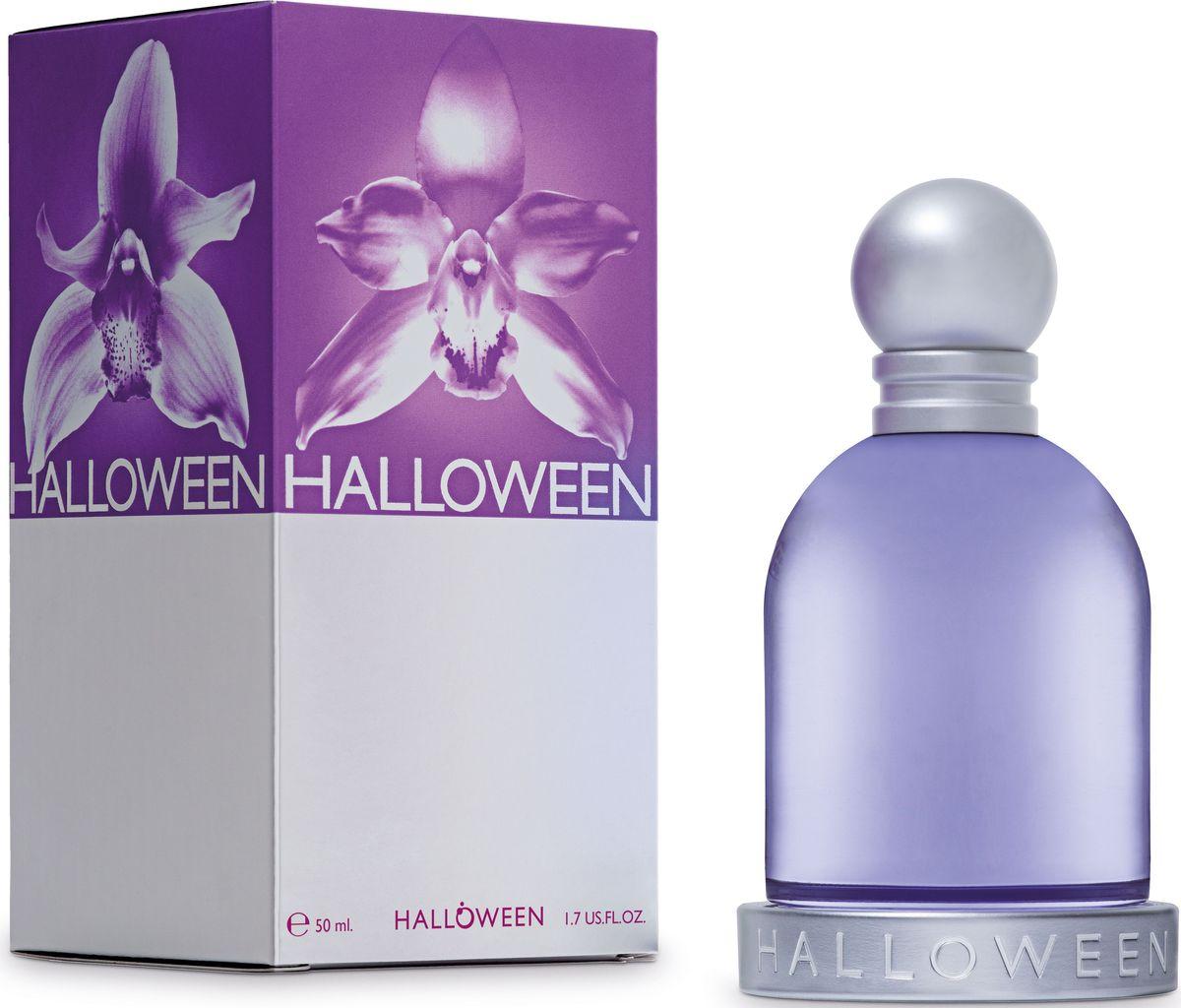 Halloween Halloween Туалетная вода женская, 50 мл34101JDЕе загадочная двойственность пленяет нас