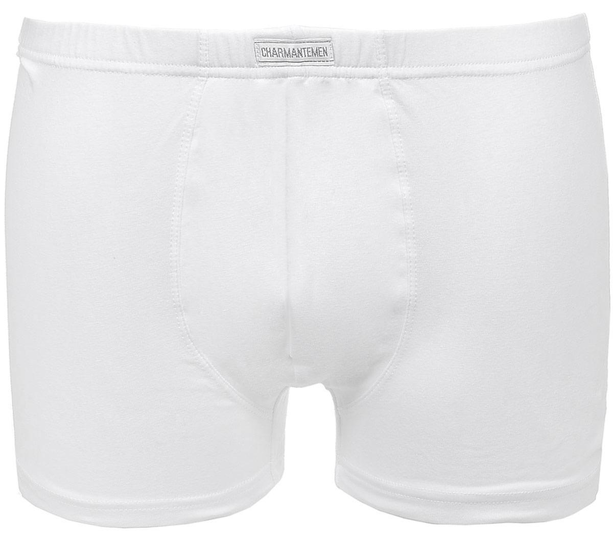 Трусы-боксеры мужские Charmante, цвет: белый. ICMBX 671602А. Размер XXL (54) трусы боксеры diesel 00sj54 0kapm 912