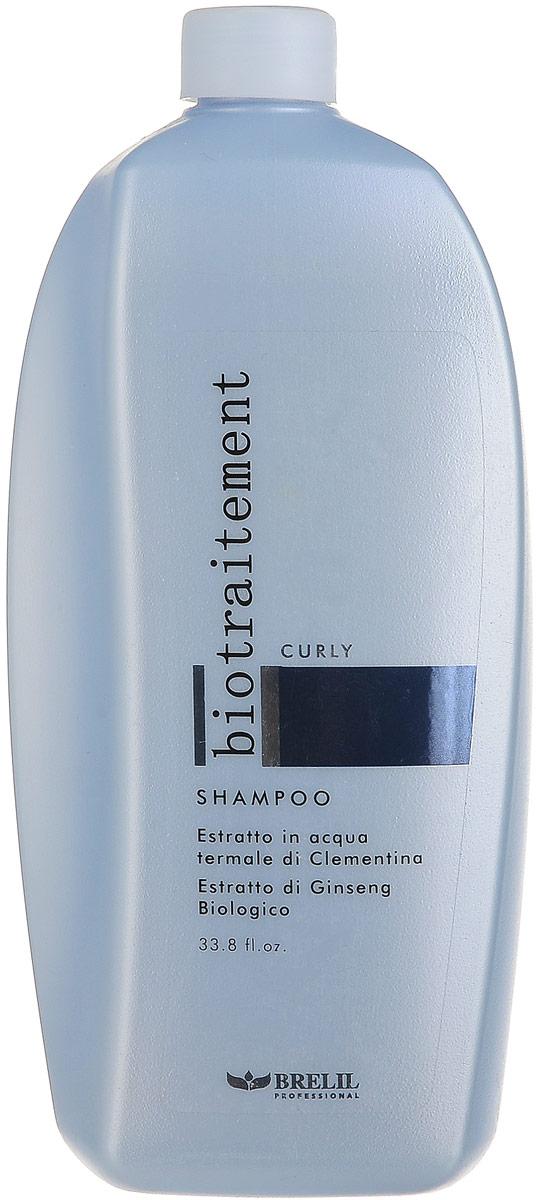 Brelil Bio Traitement Curly Shampoo Шампунь для вьющихся волос 1000 млB064038Brelil Bio Traitement Curly Shampoo Шампунь для вьющихся волос безупречно подходит для полноценного и комплексного ухода за вьющимися волосами, оказывает тонизирующее и благоприятное воздействие на кожу головы. Данное средство содержит в составе экстракт корней женьшеня и масло эвкалипта, которые укрепляют волосы и защищают от вредных воздействий окружающей среды. Регулирующий шампунь Брелил нормализует естественный баланс влаги в волосах, обладает ароматным запахом и нейтральным уровнем pH, очень бережно, но эффективно очищает кожу головы и подходит для ежедневного или регулярного применения. Шампунь Брелил Curly Shampoo идеальное средство для людей, которые нуждаются в постоянном уходе за вьющимися волосами.