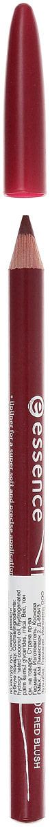 essence Контур для губ lip liner тон 08, 1гр