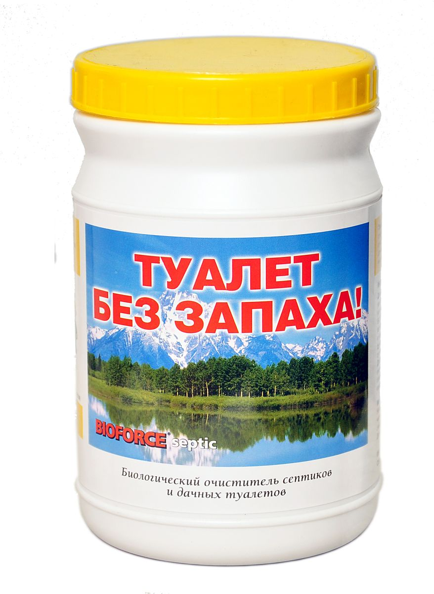 "Средство для септиков и биотуалетов Bioforce ""Septic"", 500 г"