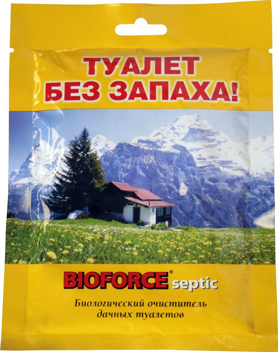 "Средство для септиков и биотуалетов Bioforce ""Septic"", 50 г"