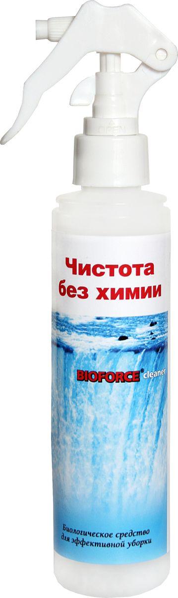 Универсальное чистящее средство Bioforce Cleaner, для эффективной уборки, 200 млBL-032Биологическое средство для эффективной уборки Bioforce Cleaner (200мл)Предназначено для мытья и очистки поверхностей унитазов, биотуалетов, стен и полов санузлов от органических загрязнений. Позволяет эффективно устранять загрязнения и неприятные запахи, не причиняя вред человеку, окружающей среде и поверхностям. Предотвращает развитие болезнетворных бактерий.ПРИМЕНЕНИЕ:Для очистки поверхностей: Распылите небольшое количество на поверхность предназначенную для обработки, протрите мягкой губкой, смойте.Для мытья: Снимите с флакона крышку-распылитель, добавьте небольшое количество Bioforce Cleaner в ведро с водой. Используйте разведённый раствор для мытья.Состав: комплекс природных микроорганизмов, ферментов, ПАВ, ароматизатор.
