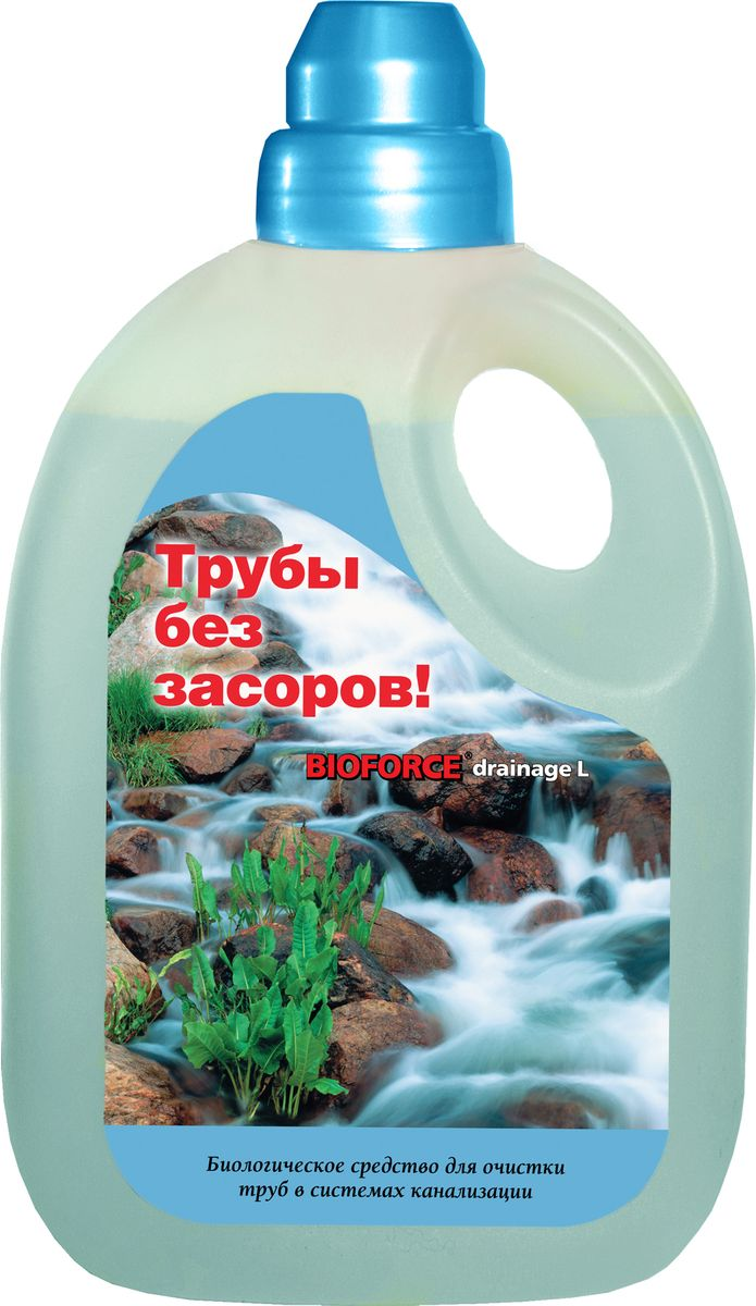 цены Биологический очиститель труб Bioforce