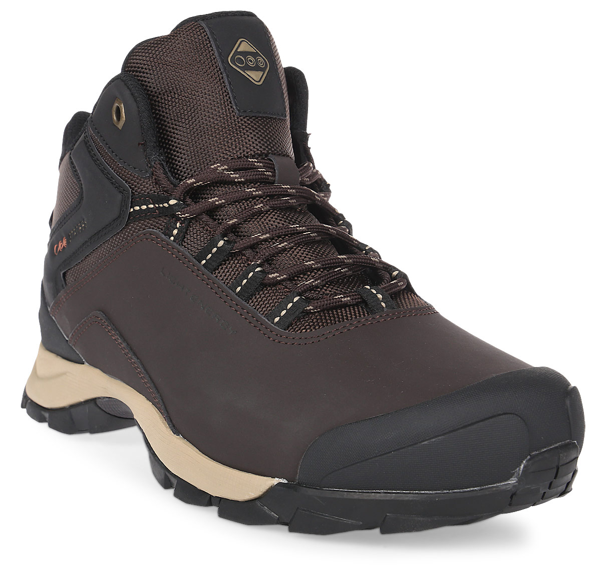 Купить Ботинки мужские Strobbs, цвет: темно-коричневый. C9095-17. Размер 42