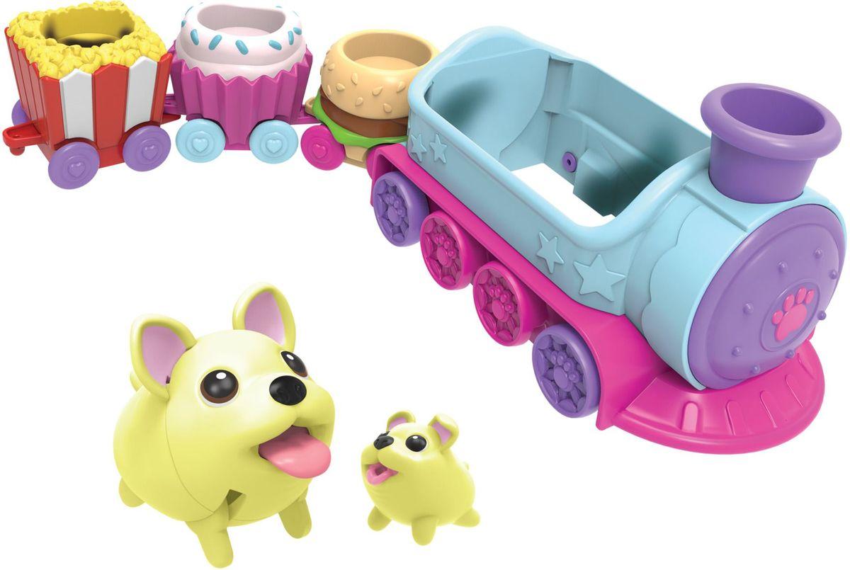 Chubby Puppies Игровой набор Паровозик play doh игровой набор магазинчик домашних питомцев