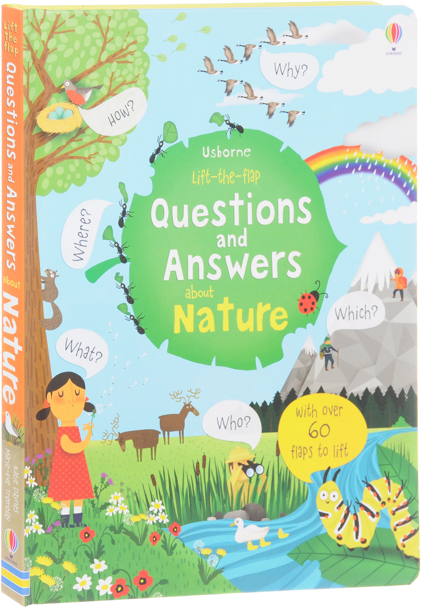 Questions and Answers About Nature tell me about history answers to hundreds of fascinating questions