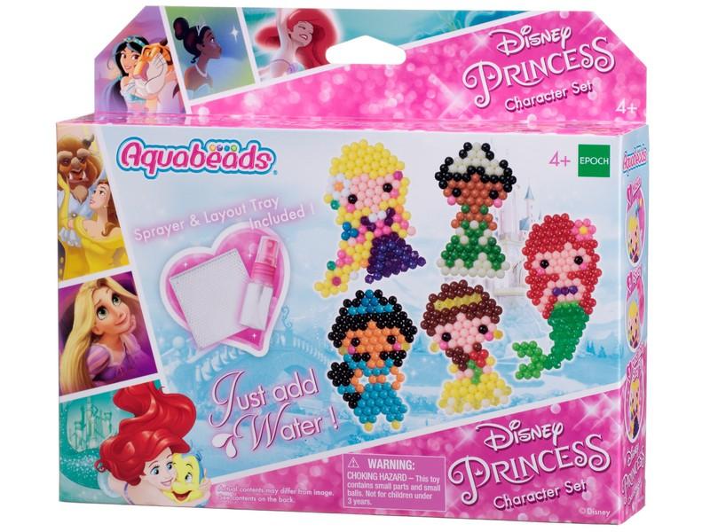 Aquabeads Лицензированный набор Принцессы Дисней