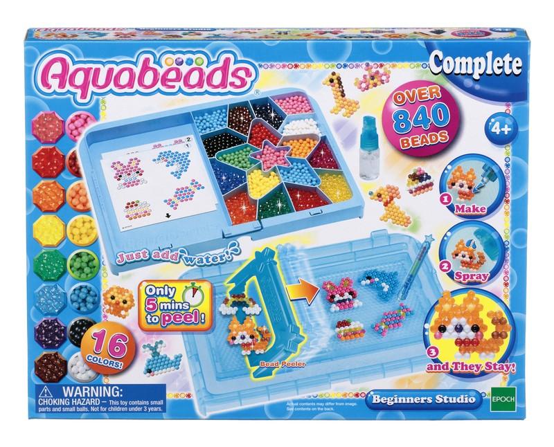 Aquabeads Набор бусин Студия новичка