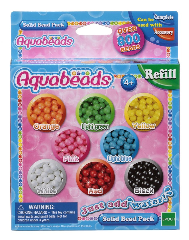 Aquabeads Набор бусин Жемчужные бусины