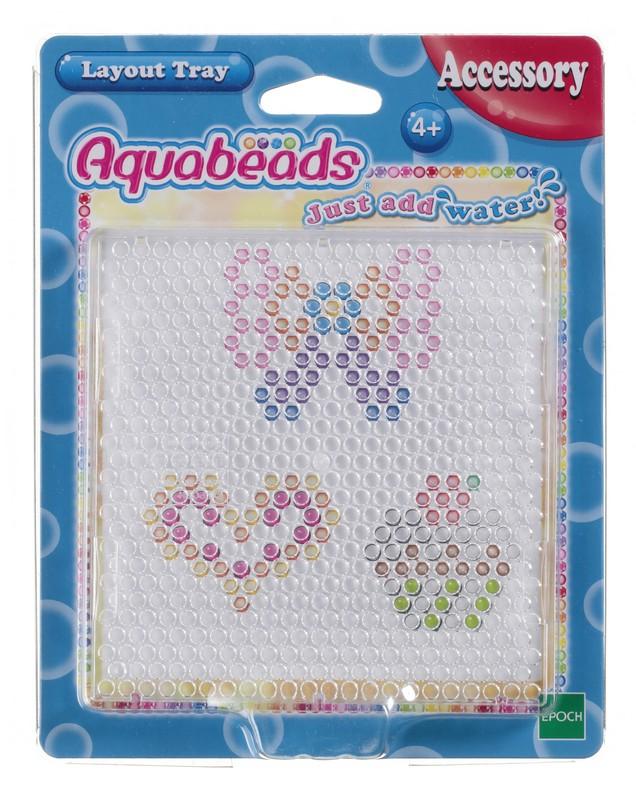 Aquabeads Аксессуар Форма для бусин