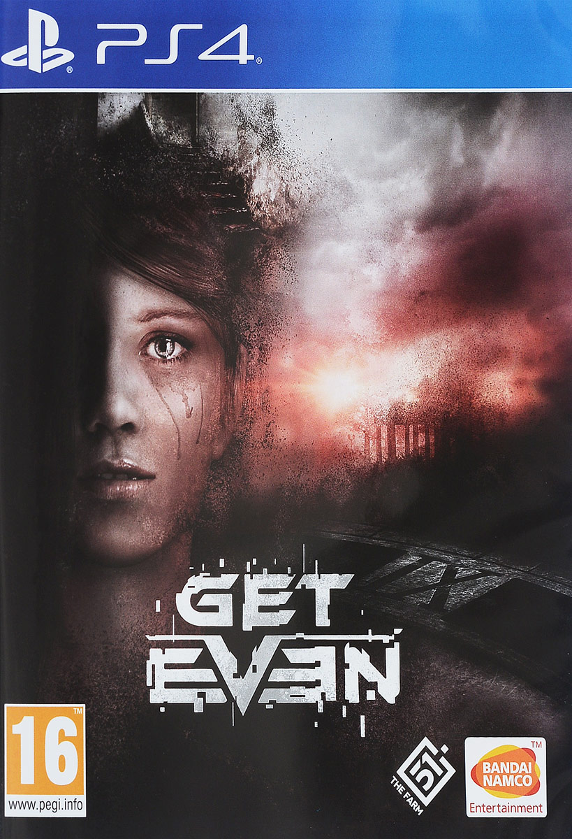 Get Even (PS4), The Farm 51 Group S.A.