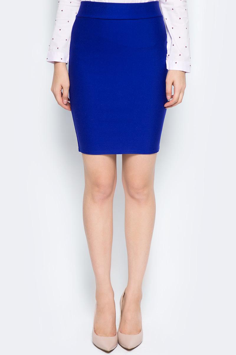 Юбка Bello Belicci, цвет: синий. UA5_11. Размер M (44) стоимость