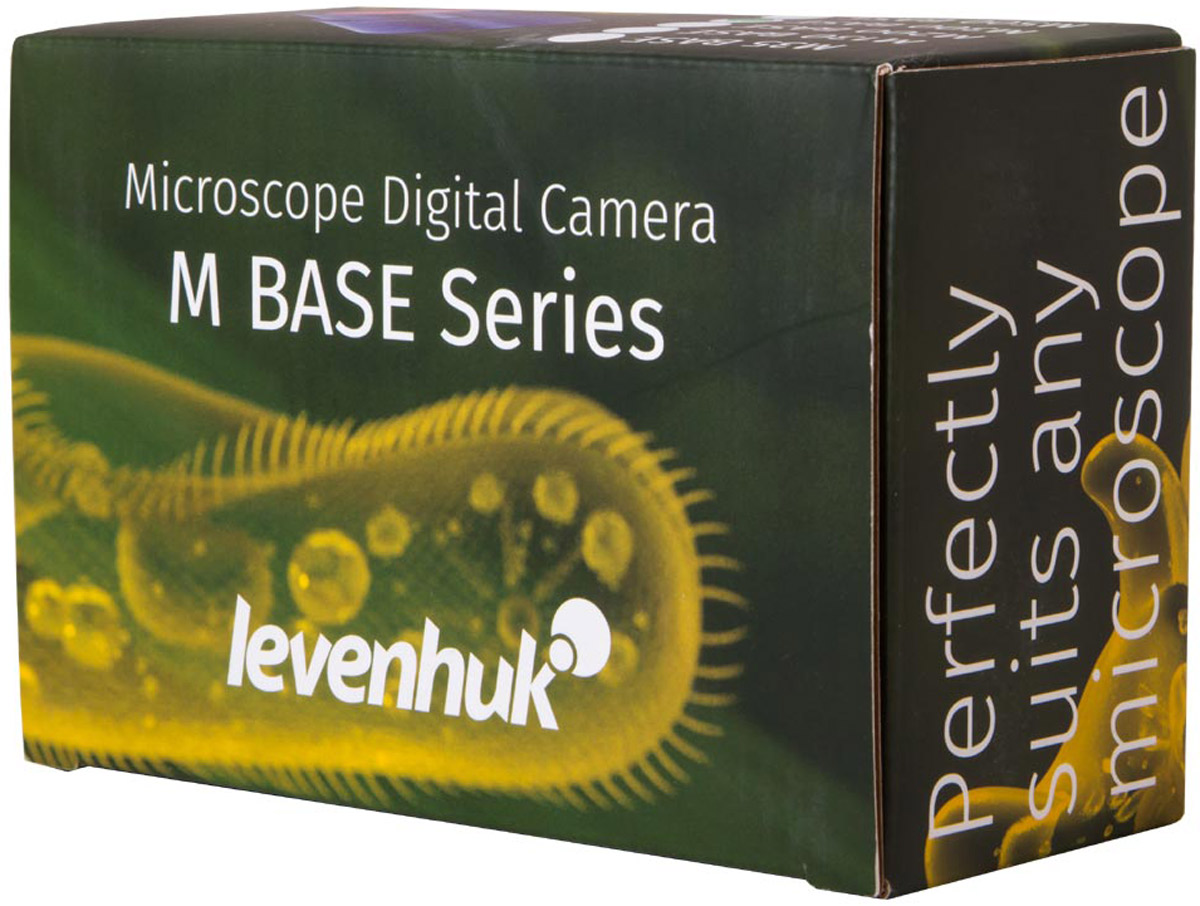 Levenhuk M200 Baseкамера цифровая для микроскопа Levenhuk