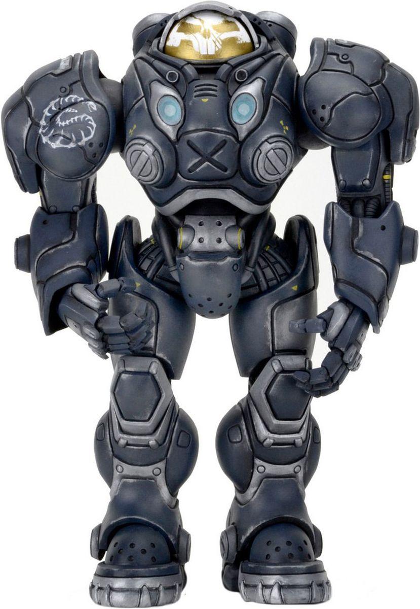 Heroes of the Storm Series 3 Фигурка Raynor, 17 см фигурки игрушки neca фигурка planet of the apes 7 series 1 dr zaius