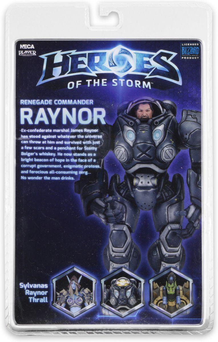 Heroes of the Storm Series 3Фигурка Raynor, 17 см Neca