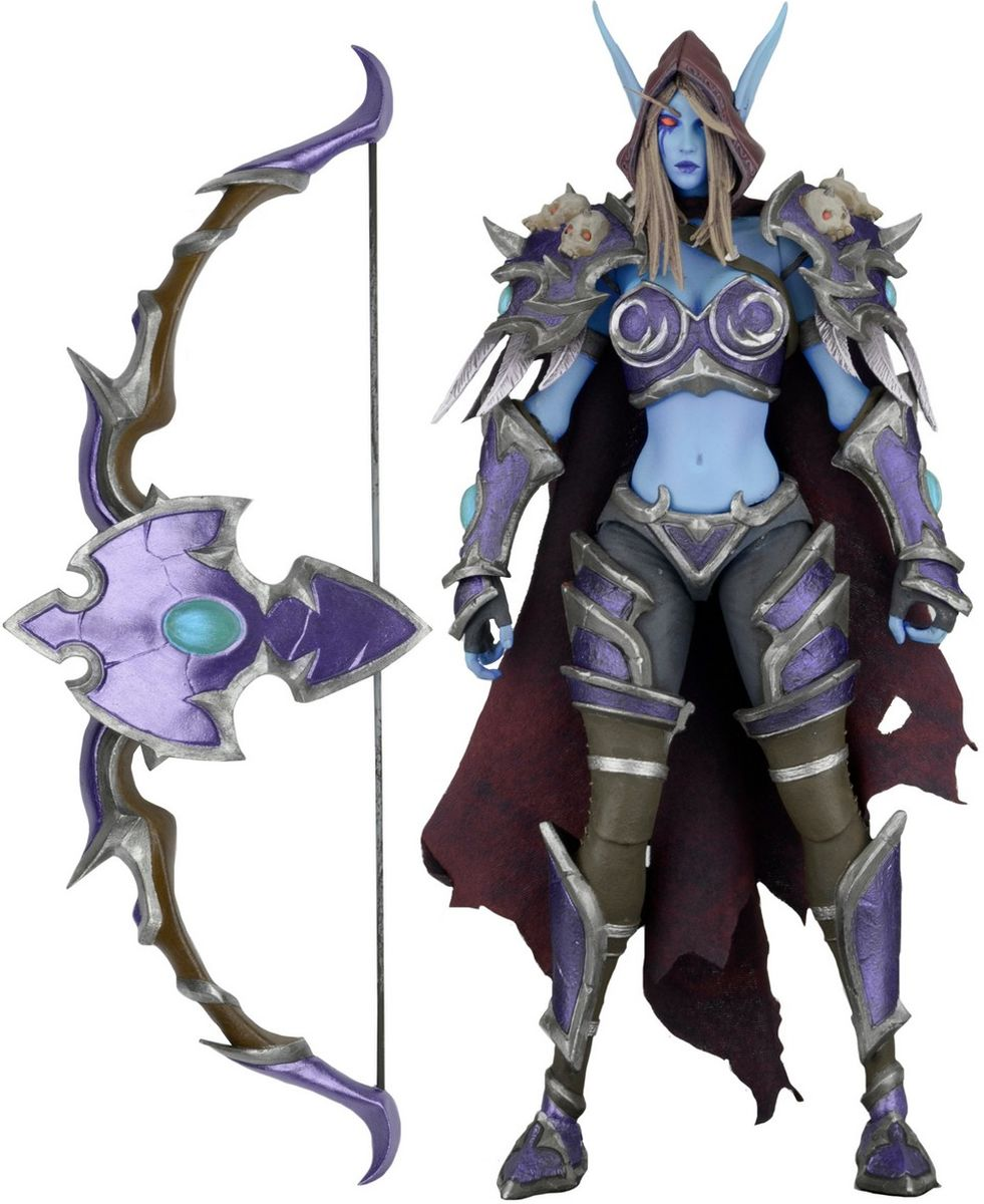 Heroes of the Storm Series 3 Фигурка Sylvanas, 17 см longmans geographical series book 3 the world for senior students