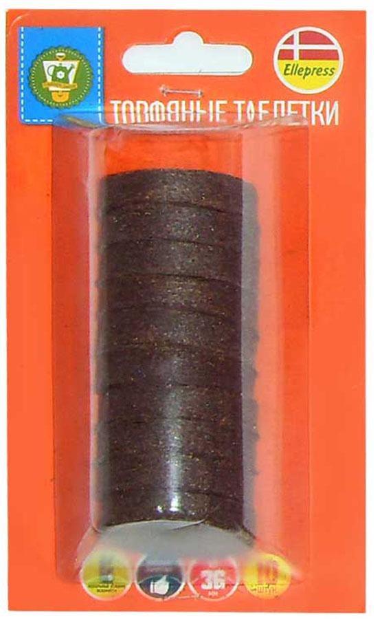 Таблетки торфяные Garden Show, диаметр 3,6 см, 10 шт торфяные брикеты в кимрах