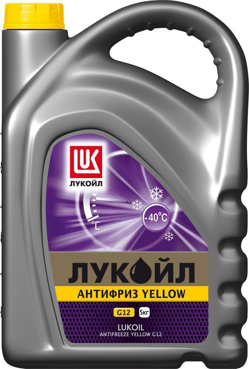 Антифриз ЛУКОЙЛ G12 Yellow, 5 кг227374Антифриз ЛУКОЙЛ G12 YELLOW - современная охлаждающая низкозамерзающая жидкость, разработанная по карбоксилатной технологии. Предназначена для использования в замкнутых системах охлаждения двигателей внутреннего сгорания легковых и грузовых автомобилей, работающих при температуре окружающей среды не ниже -40°С.Обеспечивает эффективную защиту от замерзания, коррозии, образования накипи и перегревания всех современных двигателей, в том числе алюминиевых, подвергающихся высокой нагрузке. Нейтральна по отношению к резиновым шлангам и уплотнительным деталям из резины и пластмасс. В состав ЛУКОЙЛ G12 YELLOW входят соли карбоновых кислот, предотвращающие коррозию. Не содержит силикатов, нитритов, фосфатов, аминов и боратов. Использование карбоксилатной технологии обеспечивает повышенную эффективность охлаждения двигателя, снижает воздействие гидродинамической кавитации. Тонкий защитный слой образуется непосредственно в местах появления коррозии, способствуя более эффективному теплообмену и уменьшению расхода присадок, что увеличивает срок службы охлаждающей жидкости. ASTM D3306 / D 4656 / D 4985. SAE J 1034. GOST 28084-89. Deutz/MWM 0199-99-1115-MWM. Fiat-Iveco 55523/1. MTU MTL 5048. Porsche TL-VW 774 D = G 12. Renault RVI 41-01-001/- Q Type D. VW TL-VW 774 D/F = G 12/G12+. DAF 74002. Ford WSS-M97B44-D. Рекомендуется для использования в системах охлаждения двигателей внутреннего сгорания легковых и грузовых автомобилей.Товар сертифицирован.