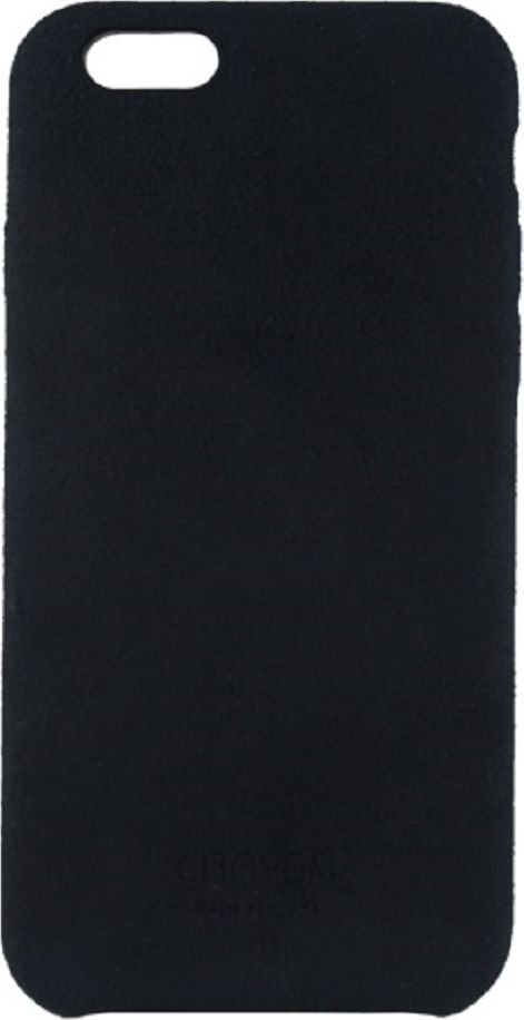 Crayon Generic Slim Case, Black чехол для iPhone 6/6SCRN-GSCSIP6-blЧехол изготовлен из термопластичного полиуретана (ТПУ) - материала, который не подвержен замерзанию и резким перепадам температур. То есть телефон в чехле из ТПУ не тормозит на морозе. ТПУ не подвержен деформации, устойчив к разрыву и не проводит электрический ток. Чехол из ТПУ не притягивает пыль, устойчив к царапинам и другим механическим повреждениям, обладает противоударными свойствами. Чехол не утолщает устройство, обеспечивая легкий доступ ко всем функциональным клавишам телефона. Внешняя поверхность чехла выполнена из натуральной замши. Необычно, стильно, надежно.