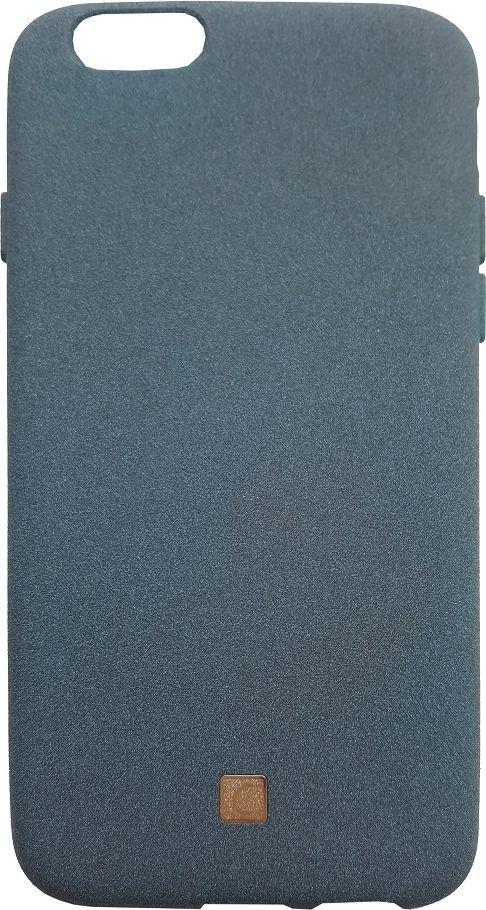 Crayon Pebble, Grey чехол для iPhone 6/6SCRN-PEIP6-grЧехол изготовлен из термопластичного полиуретана (ТПУ) - материала, который не подвержен замерзанию и резким перепадам температур. То есть телефон в чехле из ТПУ не тормозит на морозе. ТПУ не подвержен деформации, устойчив к разрыву и не проводит электрический ток. Чехол из ТПУ не притягивает пыль, устойчив к царапинам и другим механическим повреждениям, обладает противоударными свойствами. Чехол не утолщает устройство, обеспечивая легкий доступ ко всем функциональным клавишам телефона.Внешняя поверхность чехла выполнена из материала с интересной текстурой. Необычно, стильно, надежно.