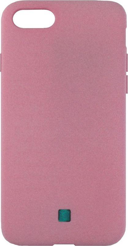 Crayon Pebble, Pink чехол для iPhone 7CRN-PEIP7-pinkЧехол изготовлен из термопластичного полиуретана (ТПУ) - материала, который не подвержен замерзанию и резким перепадам температур. То есть телефон в чехле из ТПУ не тормозит на морозе. ТПУ не подвержен деформации, устойчив к разрыву и не проводит электрический ток. Чехол из ТПУ не притягивает пыль, устойчив к царапинам и другим механическим повреждениям, обладает противоударными свойствами. Чехол не утолщает устройство, обеспечивая легкий доступ ко всем функциональным клавишам телефона. Внешняя поверхность чехла выполнена из материала с интересной текстурой. Необычно, стильно, надежно.