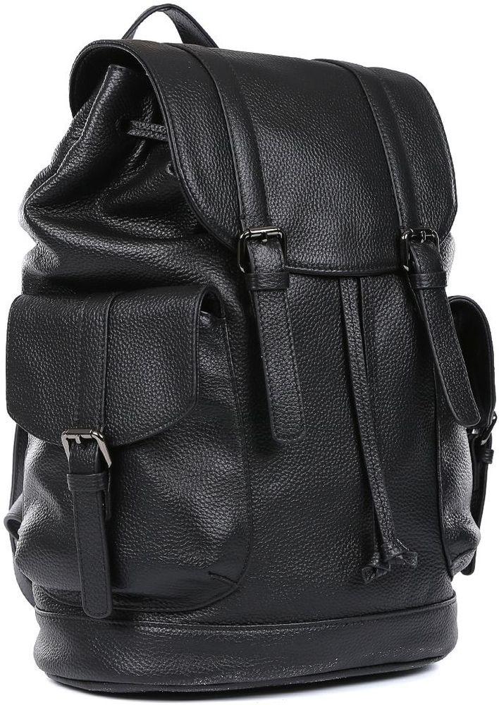 Рюкзак мужской Fabretti, цвет: черный. N2085A палантин fabretti fabretti fa003gwarew5
