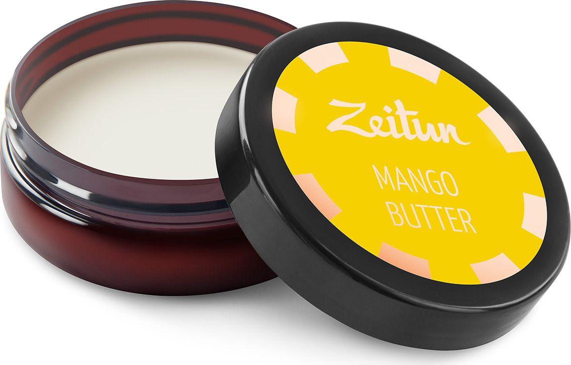 """Зейтун Натуральное Масло Манго, баттер, 50 млZ5127Сладкий солнечный фрукт способен дарить не только незабываемые вкусовые ощущения, но и огромную пользу для кожи и волос. Богатое питательными веществами масло добывается из манговых косточек и в форме полутвердого баттера сохраняет максимальную концентрацию витаминов и микроэлементов.Манговое масло богато различными жирными кислотами – олеиновой, линолевой, пальмитиновой и другими, – витаминами А, D, группы В, актиоксидантами, фитостеролами. Оно обладает прекрасными смягчающими, противовоспалительными, регенерирующими свойствами, глубоко увлажняет, защищает от UV-лучей кожу лица и тела, оживляет и увлажняет волосы.Твердое масло Зейтун """"Манго"""" – ваша возможность почувствовать безусловную силу чистейшего, 100% натурального сырья, которое в ваших же руках превращается в настоящий эликсир красоты.Как ухаживать за ногтями: советы эксперта. Статья OZON Гид"""