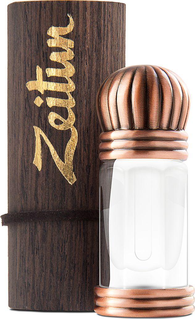 """Зейтун Концентрированные масляные духи Белый мускус, 3 млZ6002Аромат белого мускуса – сладостный, теплый, слегка пудровый – настоящая страсть всей мировой парфюмерии, бессмертная классика, которая в чистом виде без примесей является одной из самых редких и ценных """"жемчужин"""" любой ароматической коллекции.Масляные духи Zeitun """"Белый мускус"""" сохранили в себе всю несравненную теплоту, нежность и искренность легендарного магнетического аромата. Аттар образует бесконечно гармоничный, обнимающий со всех сторон, проникающий в самую глубину души аккорд, взывающий к человеческому естеству и чистым природным инстинктам.Белый мускус словно усиливает уникальный аромат кожи: чувственный природный афродизиак превозносит ощущения на небывалую высоту, озаряет самые тонкие душевные грани, делая каждого человека соблазнительно открытым и неповторимым.Подробнее:Аттар (Оттар, Итр) – натуральные масляные духи родом из арабских стран, которые являются самым настоящим истоком парфюмерии. Такие духи имеют в своей основе исключительно природные компоненты (зачастую в моно-составе) и получаются методом особой многоэтапной дистилляции. Создание аттара не имеет ничего общего с производством современных """"духов"""": многочасовой процесс добывания концентрированного аромата – это удивительное, почти магическое действо, схожее с древними алхимическими опытами, в ходе которых одно вещество трансформируется в иное, а не образуется путем обычного смешивания. Таким образом аттар не просто транслирует аромат того или иного компонента, а вмещает в себя огромную палитру его оттенков, которые отчетливо звучат по-отдельности и в то же время образуют яркий, цельный, гармоничный аккорд.Ноты аромата """"Белый мускус"""": сладкие, теплые, мускусные, молодой кожи.Особенность формата аттаров Zeitun – компактный флакон, выполненный в стильной, лаконичной, отдающей дань традиции форме. Основное преимущество плотно закрывающегося флакона – это простота транспортировки и возможность без риска носить любимый аромат в сумке или"""