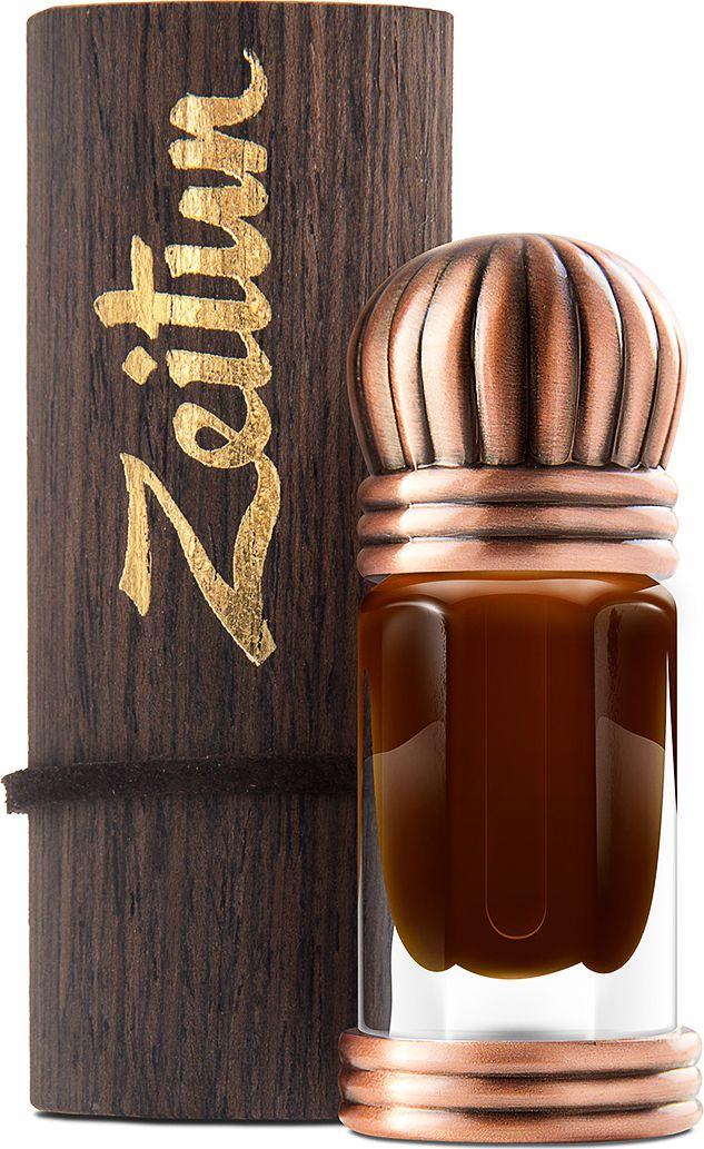 """Зейтун Концентрированные масляные духи Черный мускус, 3 млZ6003Страстный и обволакивающий, черный мускус – абсолютная парфюмерная доминанта, самый головокружительный и глубокий по воздействию афродизиак. В отличие от чуткого и мягкого белого мускуса черный – это настоящий пир для обоняния.Масляные духи-аттар Zeitun """"Черный мускус"""" – это гимн человеческому влечению, близости и страсти, это вся сила внутреннего магнетизма, заключенная в распаляющем чувства моно-аромате. В нем есть все для должного эффекта: и пронзительные бальзамические ноты, и дурманящие дымные, и эротичные оттенки аромата кожи.Черный мускус – аромат земного торжества и наслаждения. И в то же время, раскрываясь на каждом человеке абсолютно уникально и неповторимо, он способен открывать его истинную, духовную ценность.Подробнее:Аттар (Оттар, Итр) – натуральные масляные духи родом из арабских стран, которые являются самым настоящим истоком парфюмерии. Такие духи имеют в своей основе исключительно природные компоненты (зачастую в моно-составе) и получаются методом особой многоэтапной дистилляции. Создание аттара не имеет ничего общего с производством современных """"духов"""": многочасовой процесс добывания концентрированного аромата – это удивительное, почти магическое действо, схожее с древними алхимическими опытами, в ходе которых одно вещество трансформируется в иное, а не образуется путем обычного смешивания. Таким образом аттар не просто транслирует аромат того или иного компонента, а вмещает в себя огромную палитру его оттенков, которые отчетливо звучат по-отдельности и в то же время образуют яркий, цельный, гармоничный аккорд.Ноты аромата """"Черный мускус"""": мускусные, дымные, бальзамические, кожи.Особенность формата аттаров Zeitun – компактный флакон, выполненный в стильной, лаконичной, отдающей дань традиции форме. Основное преимущество плотно закрывающегося флакона – это простота транспортировки и возможность без риска носить любимый аромат в сумке или косметичке."""