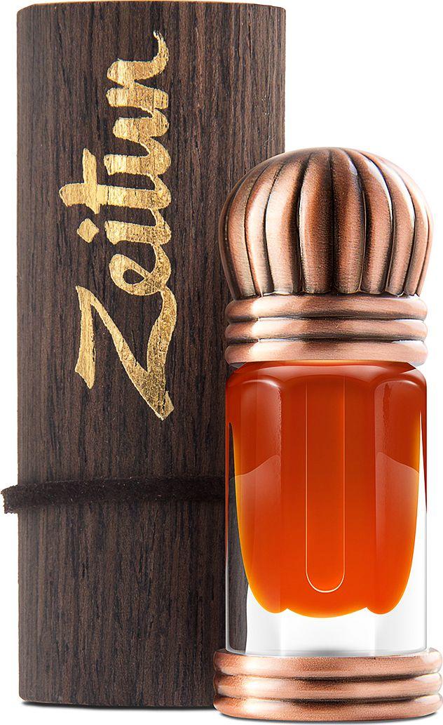 """Зейтун Концентрированные масляные духи Шамама, 3 млZ6007Древняя индийская ароматическая смесь шамама – это богатый, разливающийся десятками оттенков букет из масел редких секретных трав, предназначенный для представителей сильного пола. Набор трав в каждой смеси традиционно остается в тайне.Масляные духи Zeitun """"Шамама"""" – это настоящая дань традиции и тщательно подобранный купаж из 70 растительных компонентов, составляющих уникальный, неповторимый аромат Природы, свободы, естества и чистых человеческих эмоций.В аромате встречаются ноты влажной древесины, океанической волны, ментола, дыма, смолы, жженой кожи, сладкие оттенки меда, свежесть травы после дождя. Как все это может уместиться в одном аромате? Стоит лишь раз почувствовать, чтобы навсегда остаться во власти этой полифонии.Подробнее:Аттар (Оттар, Итр) – натуральные масляные духи родом из арабских стран, которые являются самым настоящим истоком парфюмерии. Такие духи имеют в своей основе исключительно природные компоненты (зачастую в моно-составе) и получаются методом особой многоэтапной дистилляции. Создание аттара не имеет ничего общего с производством современных """"духов"""": многочасовой процесс добывания концентрированного аромата – это удивительное, почти магическое действо, схожее с древними алхимическими опытами, в ходе которых одно вещество трансформируется в иное, а не образуется путем обычного смешивания. Таким образом аттар не просто транслирует аромат того или иного компонента, а вмещает в себя огромную палитру его оттенков, которые отчетливо звучат по-отдельности и в то же время образуют яркий, цельный, гармоничный аккорд.Ноты аромата """"Шамама"""": свежие, растительные, древесные, дымные, океанические, ментоловые, медовые, дождевые.Особенность формата аттаров Zeitun – компактный флакон, выполненный в стильной, лаконичной, отдающей дань традиции форме. Основное преимущество плотно закрывающегося флакона – это простота транспортировки и возможность без риска носить любимый аромат в сумке или косметичке."""