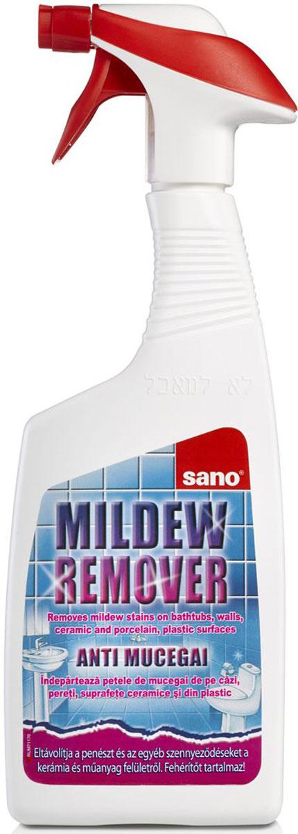 Средство против плесени Sano Mildew remover, 750 мл600008Sano Mildew RemoverСредство в виде активной пены для удаления плесени, грибка, и остатков мыла с ванн, раковин, унитазов, кафеля, плитки, изделий из пластика. Активная пена облегчает уборку вертикальных поверхностей. 750 млУважаемые клиенты! Обращаем ваше внимание на то, что упаковка может иметь несколько видов дизайна. Поставка осуществляется в зависимости от наличия на складе.