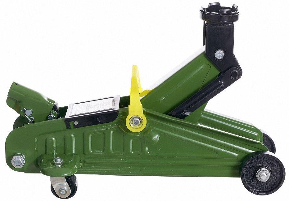 Домкрат подкатной Stvol, 2 т, 135-325 ммSDF2325Автомобильный подкатной домкрат для легковых автомобилей. Максимальная нагрузка 2 тонны.Изготовлен из стали.