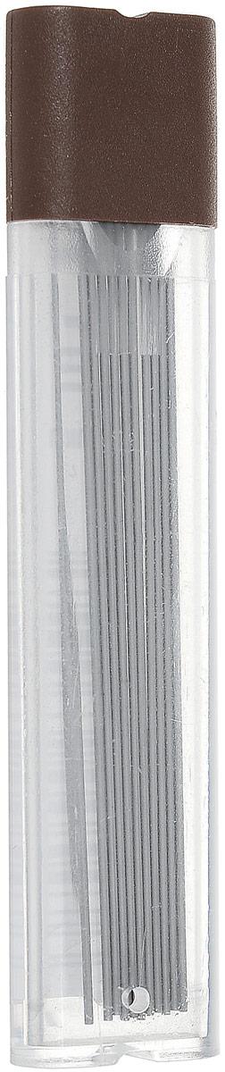 Koh-I-Noor Грифель для механического карандаша 0,5 мм твердость 2B цвет коричневый 12 шт415202B005PKRU_коричневыйЗапасные грифели для механических карандашей Koh-I-Noor подходят как для чертежных, так и для оформительских работ. Возможно использовать с любым механическим карандашом.