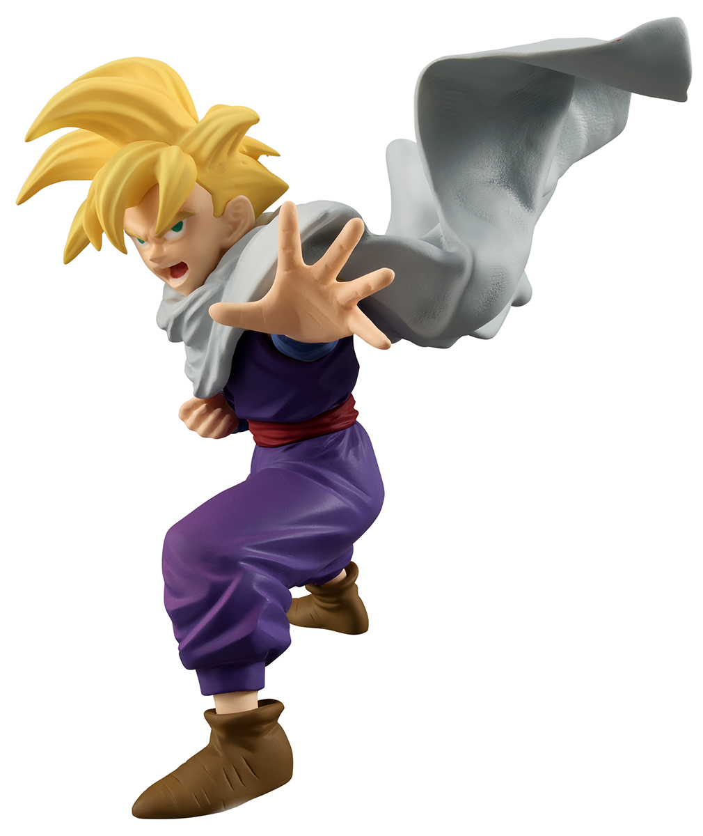 Bandai Фигурка Dragon Ball Styling Son Gohan bandai фигурка dragon ball z super master stars diorama the son goku