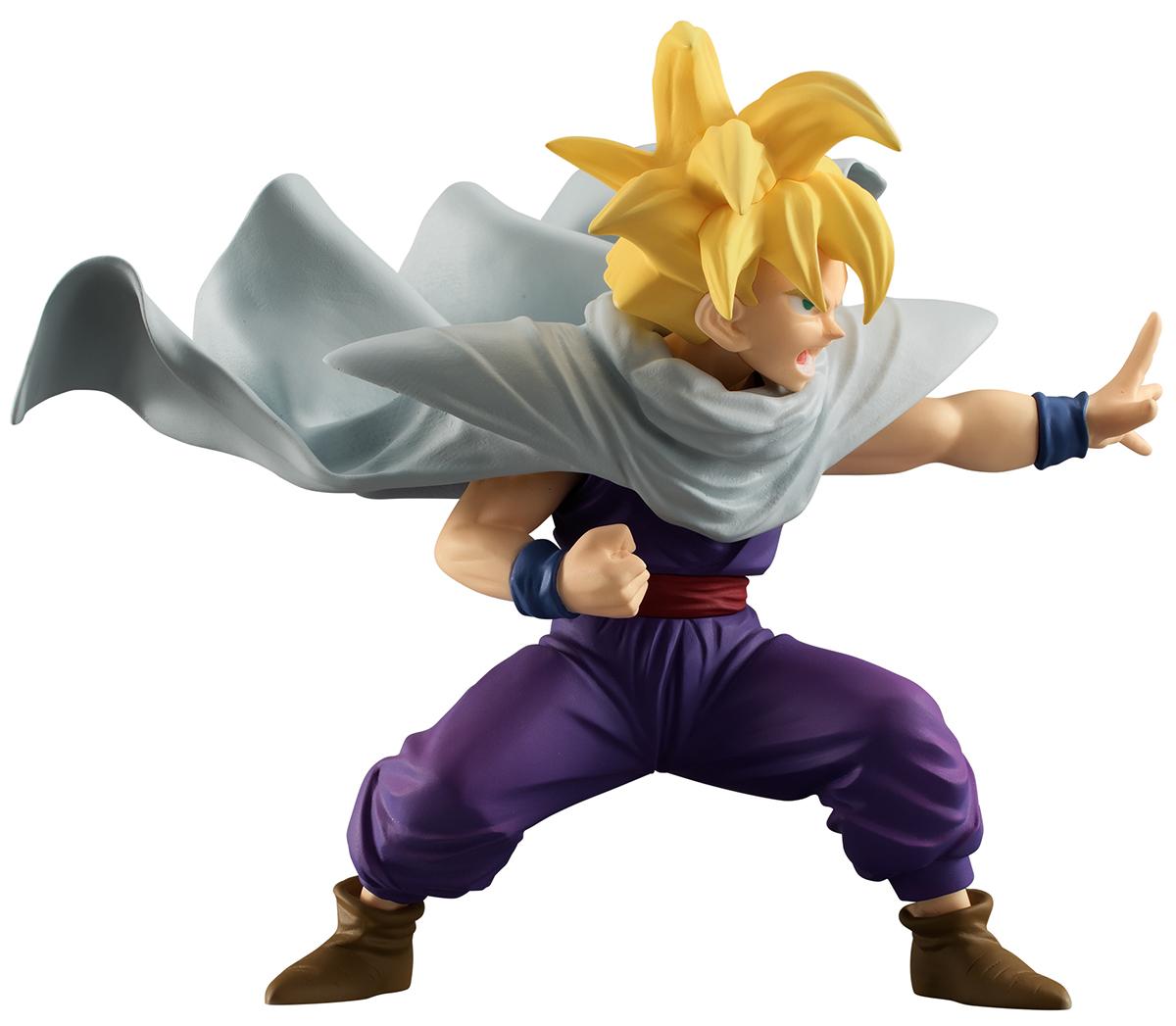 BandaiФигурка Dragon Ball Styling Son Gohan 9 см Bandai