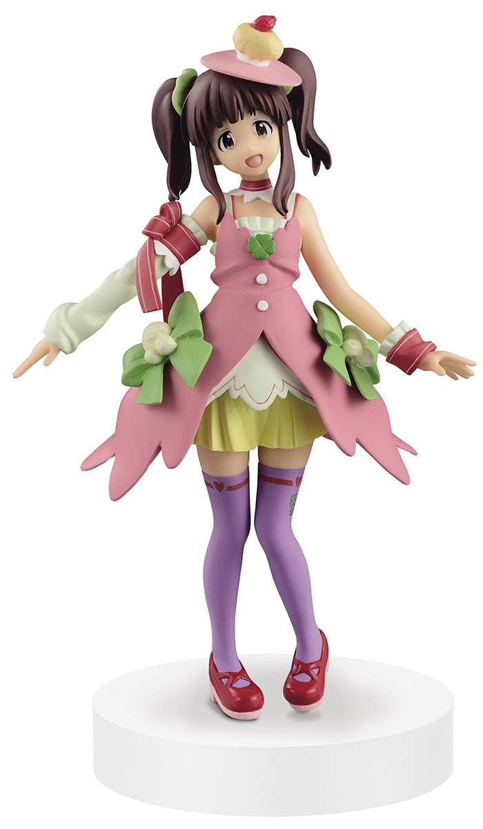 Bandai Фигурка The Idolmaster Cinderella Girls Candy Island Chieri Ogata