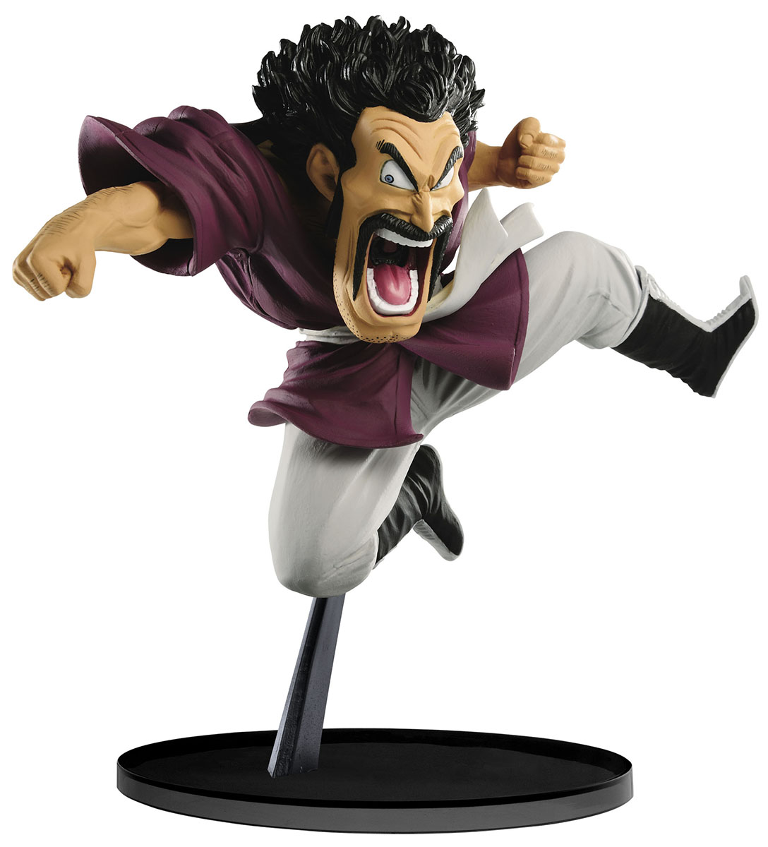 Bandai Фигурка Dbz Big Budoukai 7 Vol.2 Hercule 9 9 см 100% original banpresto big zoukei tenkaichi budoukai 3 vol 4 collection figure son goku from dragon ball