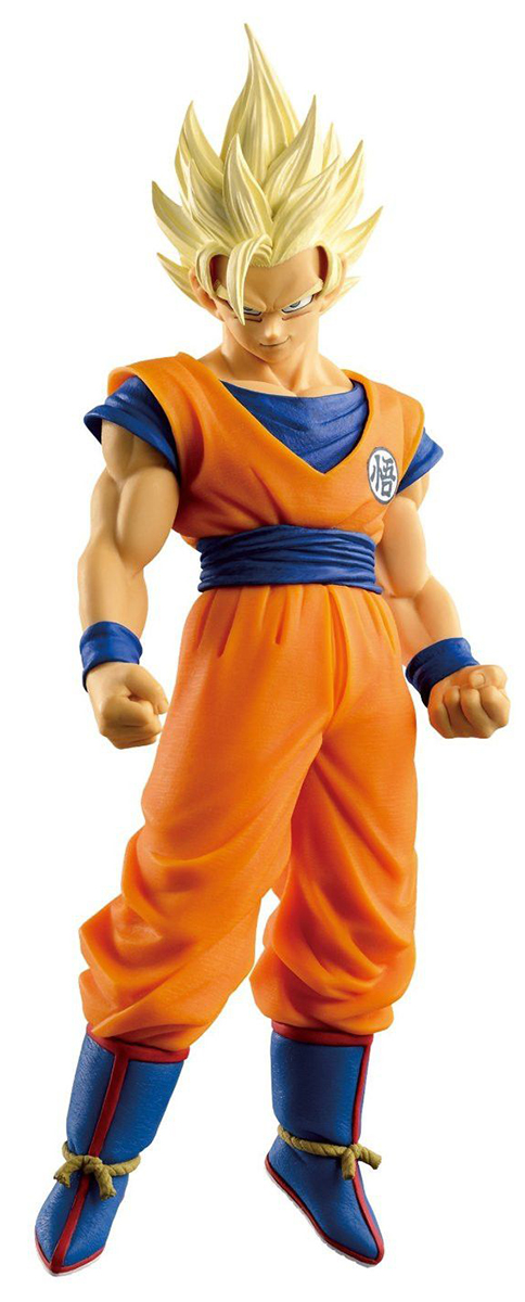 Bandai Фигурка Dbz Big Budoukai 6 Vol.2 17 см original banpresto dxf the super warriors vol 4 collection figure super saiyan god super saiyan son goku dragon ball super