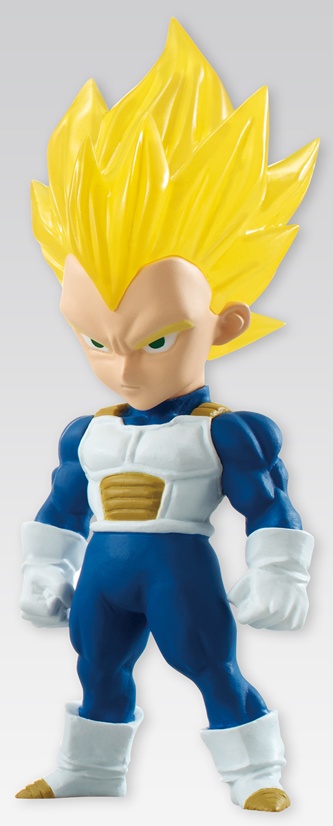 Bandai Фигурка Dragon Ball Adverge Super Saiyan Vegeta