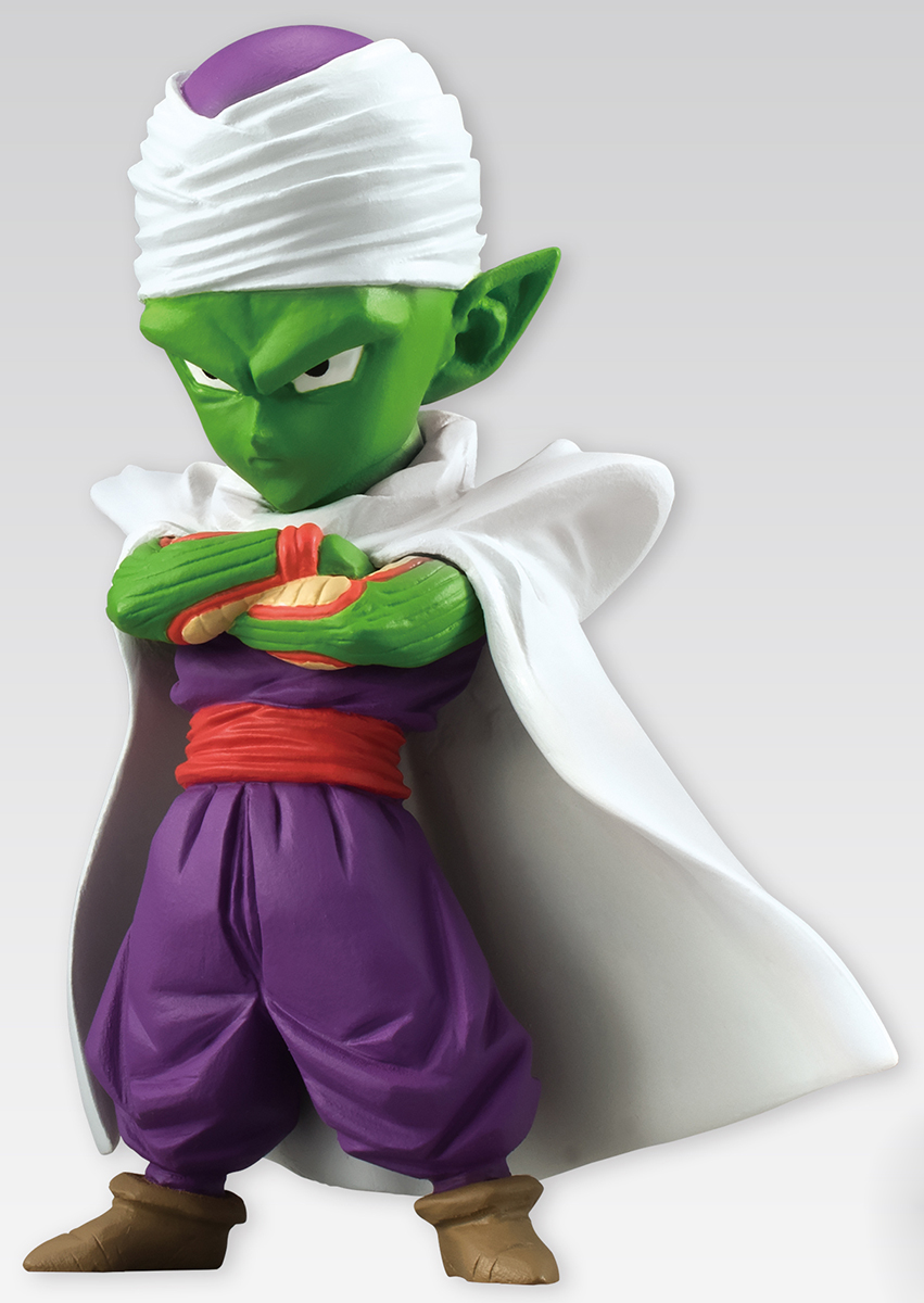 Bandai Фигурка Dragon Ball Adverge Piccolo bandai фигурка dragon ball z super master stars diorama the son goku