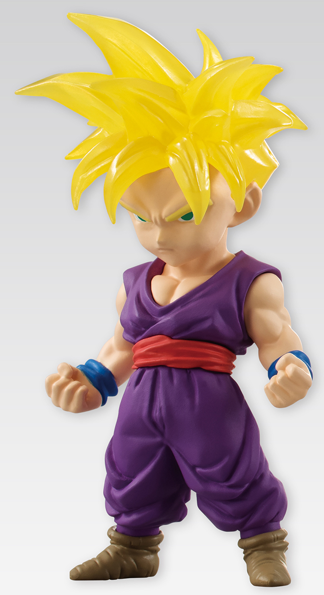 Bandai Фигурка Dragon Ball Adverge Son Gohan SSJ bandai фигурка dragon ball z super master stars diorama the son goku