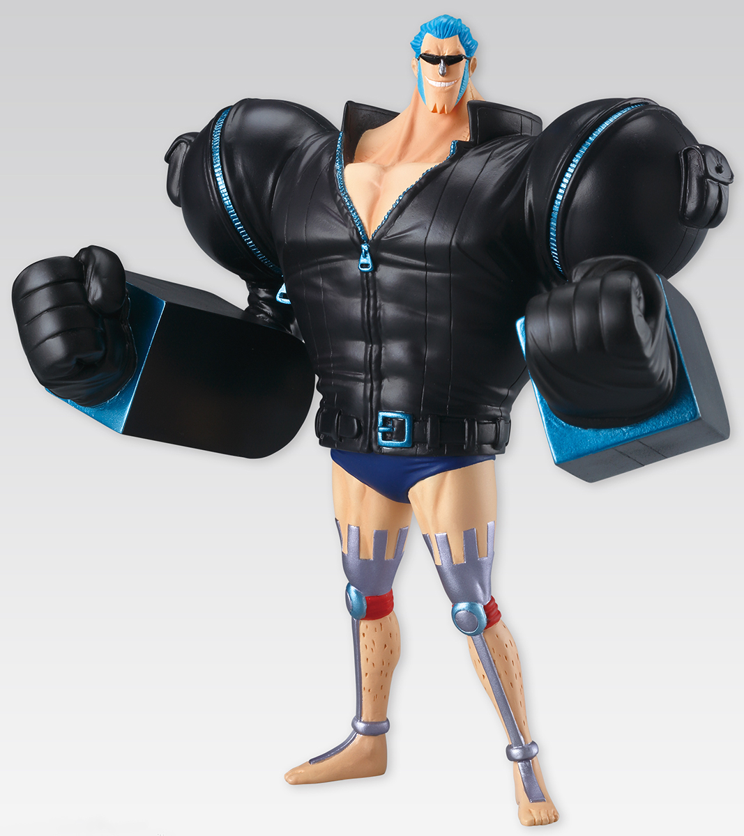 Bandai Фигурка One Piece Super Styling Film Gold Franky