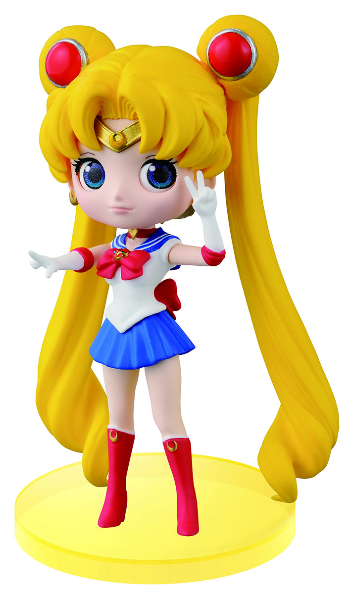 Bandai Фигурка Sailor Moon Q Posket Petit Vol.3 Sailor Moon high moon vol 01