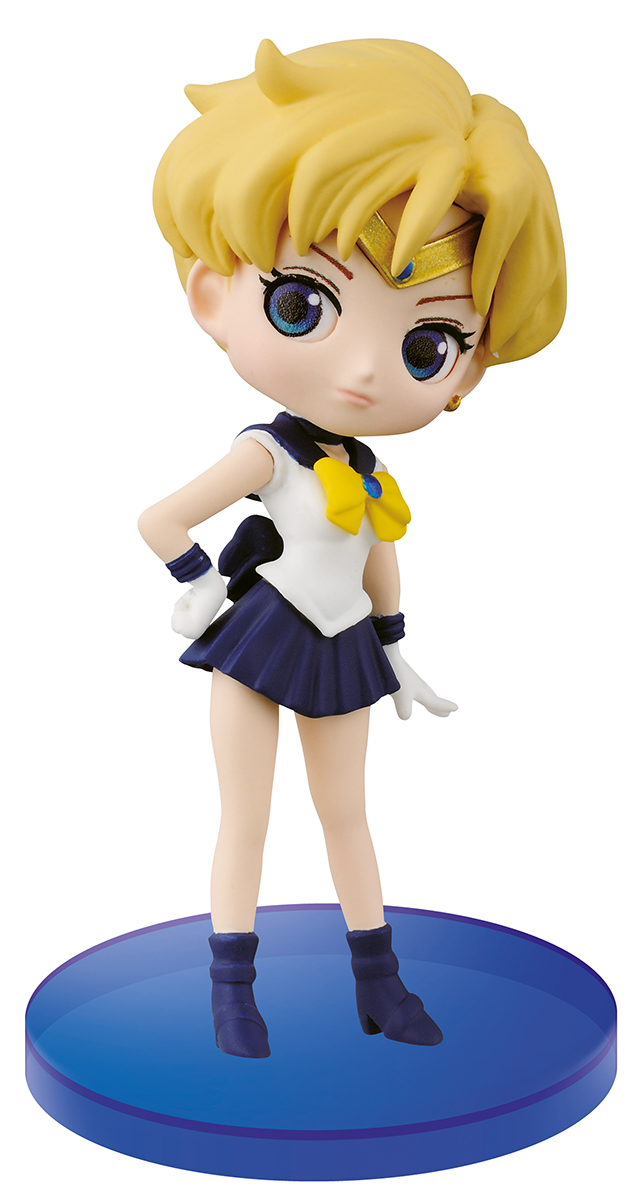 Bandai Фигурка Sailor Moon Q Posket Petit Vol.3 Sailor Uranus high moon vol 01