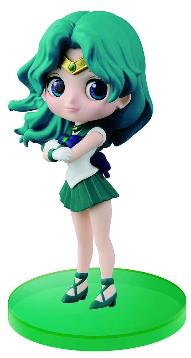 Bandai Фигурка Sailor Moon Q Posket Petit Vol.3 Sailor Neptune megadeth stockholm