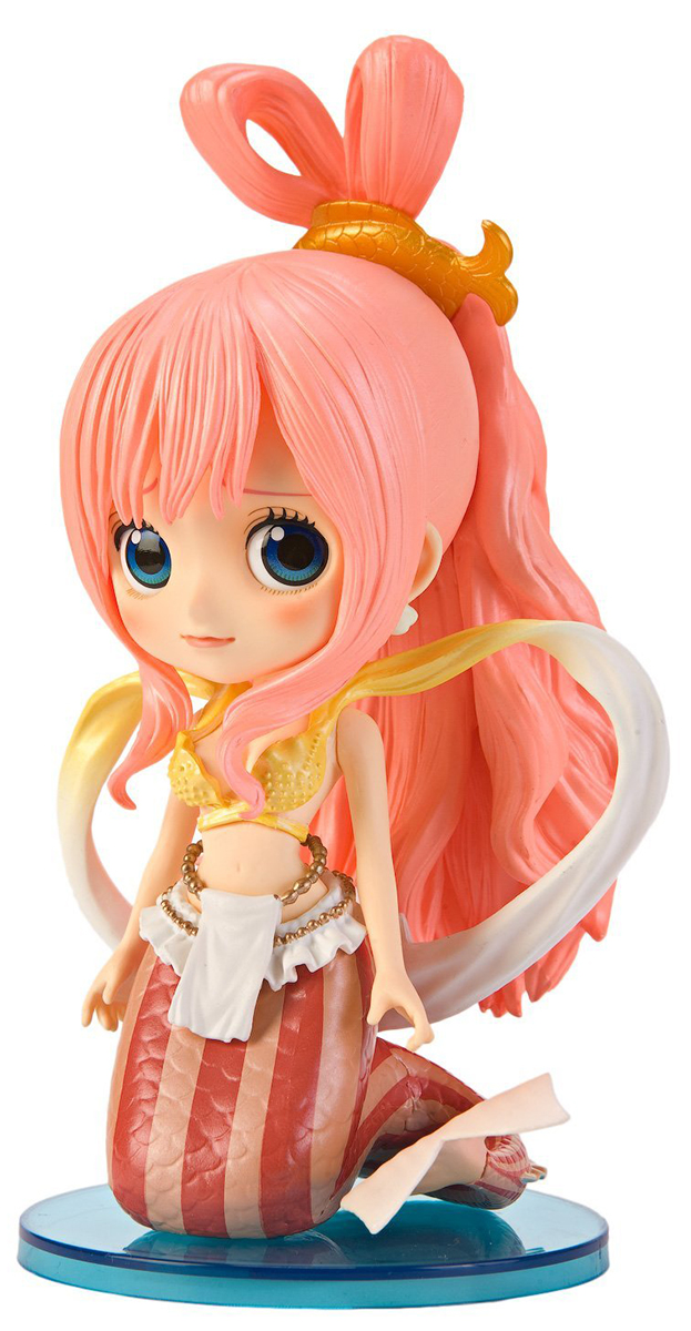 Bandai Фигурка Op Q Posket Fig Collect-Girls Season Shirahoshi A 14 см bandai фигурка o p styling girls boa nefeltari vivi 14 см