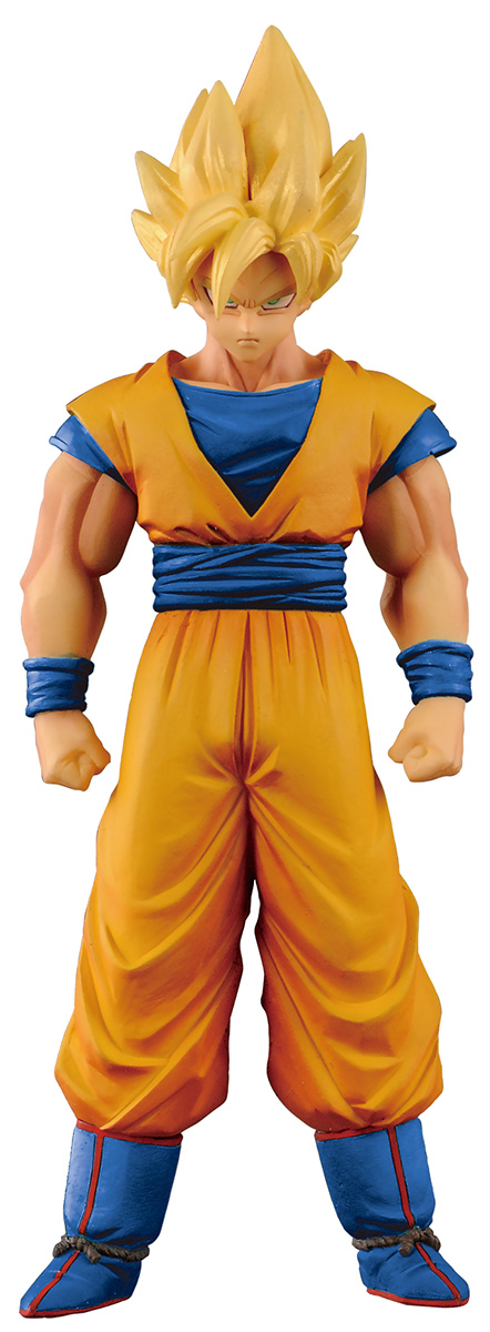 Bandai Фигурка Dbz Dxf Chozousyu Vol.5 Son Gokou 15 см bandai фигурка dragon ball z super master stars diorama the son goku