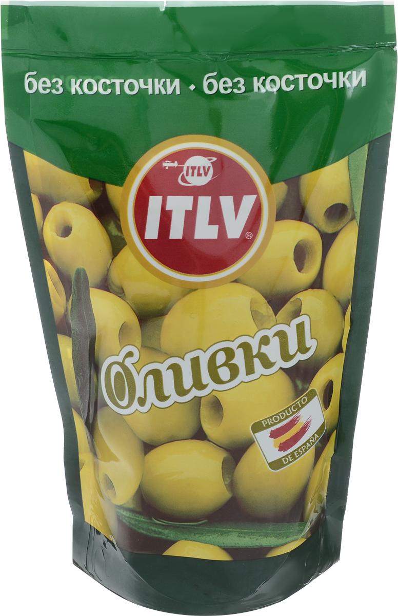 ITLV оливки без косточки, 195 г